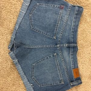 BDG Urban Outfitters TOMGIRL Denim Shorts Button
